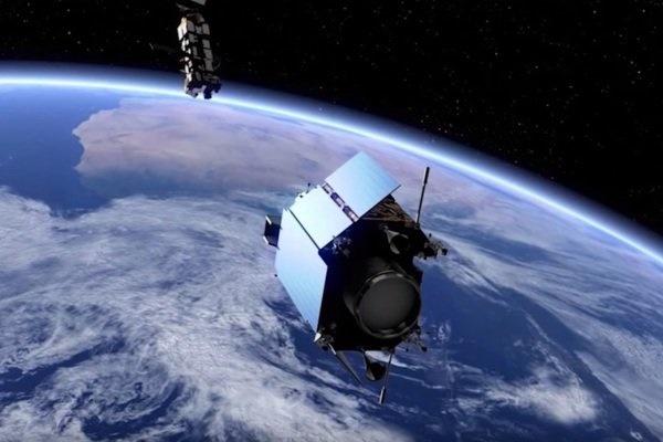 ماهواره ایرانست یک در لایه ژئو زمین قرار میگیرد