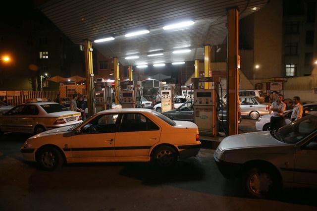 تهرانیها در پی زلزله دو برابر شرایط عادی بنزین مصرف کردند
