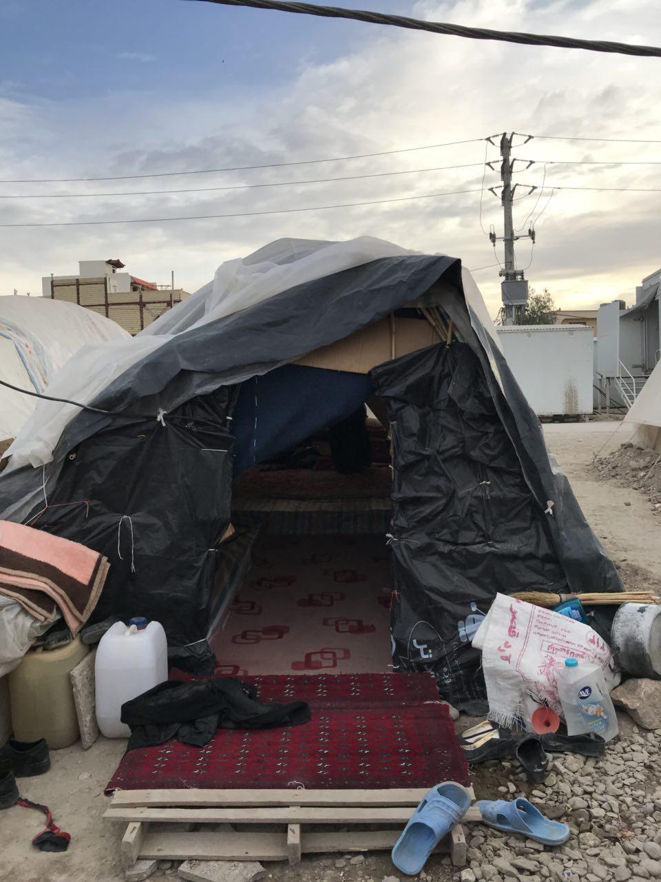 گزارش خبرنگار اعزامی همشهری آنلاین | اینجا کرمانشاه؛ چهل روز پس از زلزله