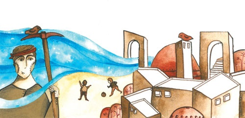 آخر و عاقبت دیوانهی شهر هرت