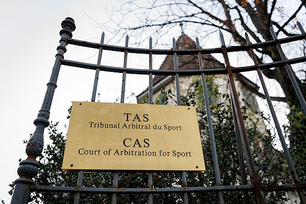 دادگاه حکمیت ورزش
