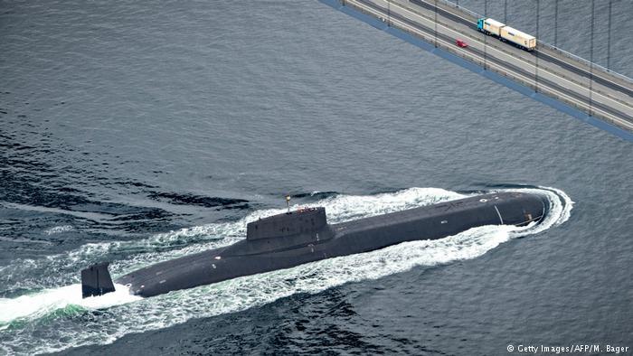 تحرکات بیسابقه زیردریاییهای روسیه ناتو را نگران کرده است