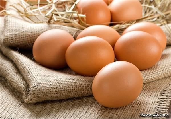 تخم مرغ موجب بهبود روند رشد مغز نوزاد میشود