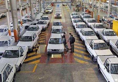 تولید ۲۵ خودرو غیراستاندارد متوقف شد