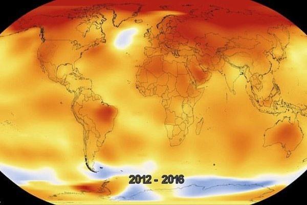گرم شدن زمین درخواست مهاجرت را ۳ برابر میکند