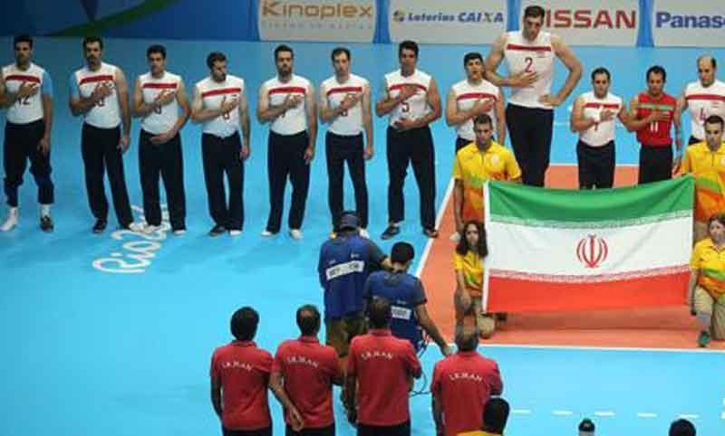 تیم ملی والیبال نشسته مردان ایران برای دهمین سال متوالی صدرنشین جهان شد