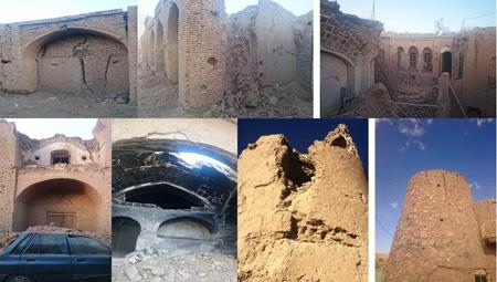 مدیریت زلزله در بناهای تاریخی تنها با مشارکت بینالمللی میسر است