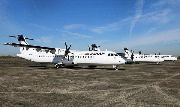 ورود دو فروند هواپیمای برجامی به کشور