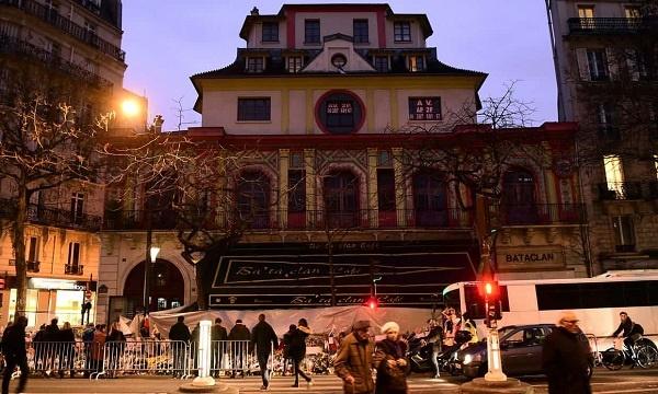 توقف پخش فیلم عاشقانه درباره رویدادهای تروریستی پاریس