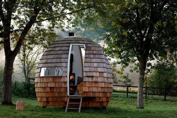 خانههای چوبی متحرک همیشه نورگیر از راه رسید