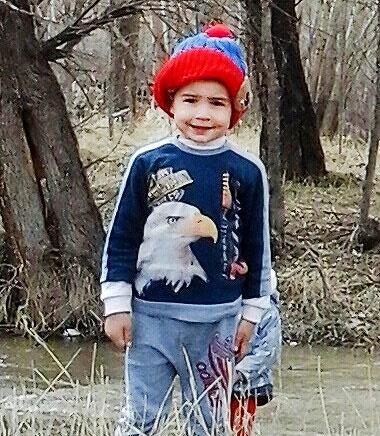 حسین اسدی کودک گم شده مشکین شهری