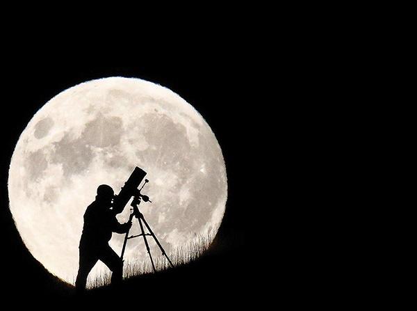 ماه امشب نزدیکتر از همیشه