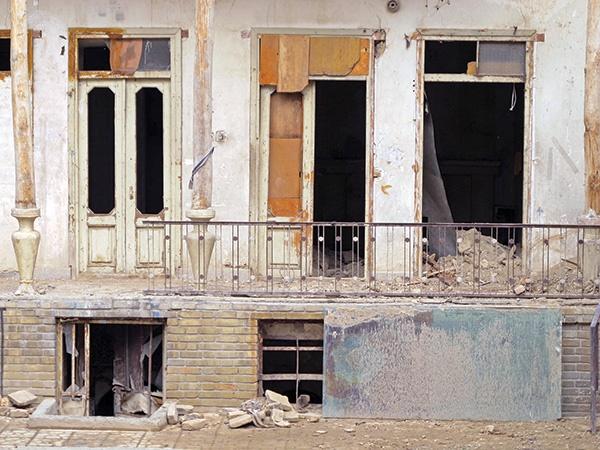 خانههای متروکهای که احتکار میشوند