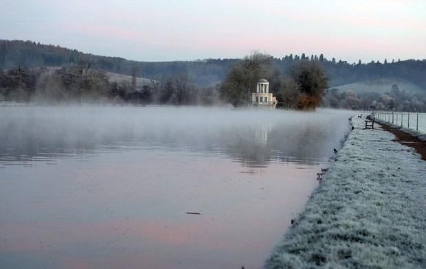 انگلیس گرفتار عصر یخبندان میشود