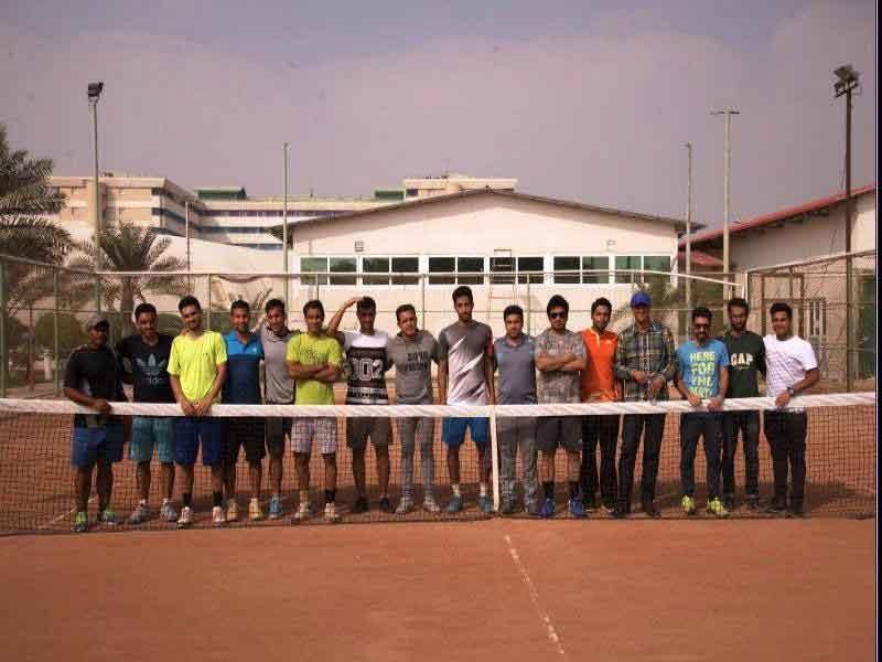 تنیس آزاد آقایان هرمزگان؛ امیر اصلان منتخب عنوان قهرمانی را از آن خود کرد
