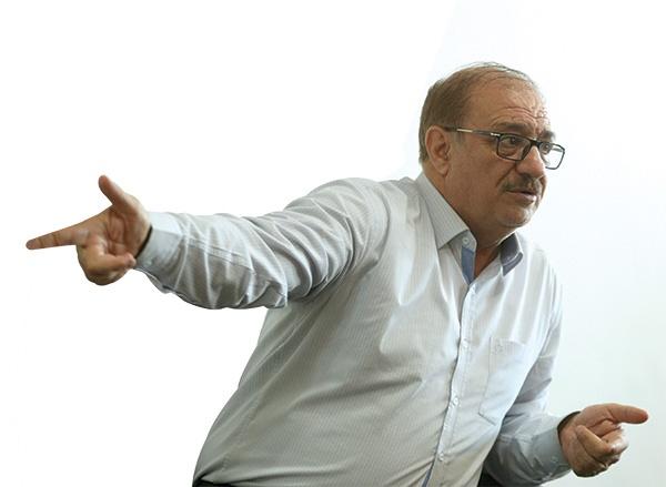 علیمراد اکبری، معاون آب و خاک وزارت جهادکشاورزی