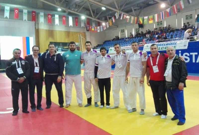 ۵ مدال حاصل تلاش کوراشکاران ایران در پیکارهای قهرمانی جهان