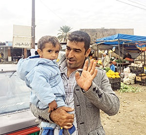 شبکیها قومی هستند حدود ۳۵۰ تا ۵۰۰ هزار نفره که در شمالغربی عراق و عمدتا در شهر موصل زندگی میکنند.