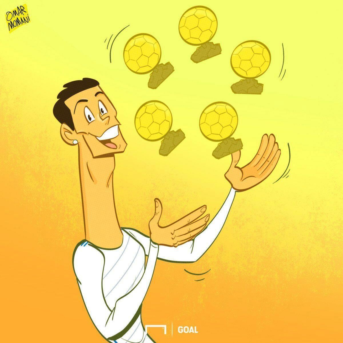 طرح روز   شعبده بازی با توپ طلا