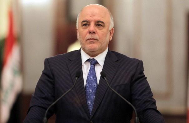نخست وزیر عراق پایان جنگ با داعش را اعلام کرد