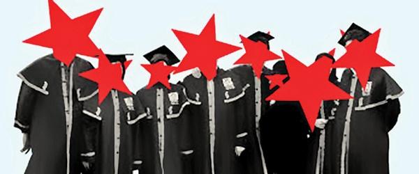 ۲۷دانشجوی دکتری و ارشد ستاره دار شدند