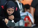بازیهای پاراآسیایی جوانان/ امارات؛ اولین مدال تنیس روی میز به نام آیدا فاضلنیا ثبت شد