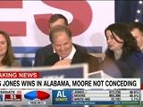 سی ان ان: پیروزی دمکراتها در آلاباما کاخ سفید را لرزاند