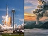 بررسی لرزههای پرتاب راکت برای پیشبینی رفتار آتشفشانها