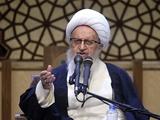 آیتالله مکارم شیرازی: رباخواری بانکها مسلم است | غذای بدون شبهه هیچ جا پیدا نمیشود