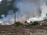 رانش زمین در شیلی ۵ نفر را کشت