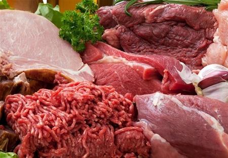 تغذیه,گوشت