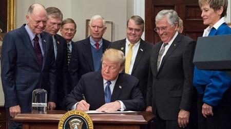 آمریکا,ناسا,دونالد ترامپ,فضا,ترامپ