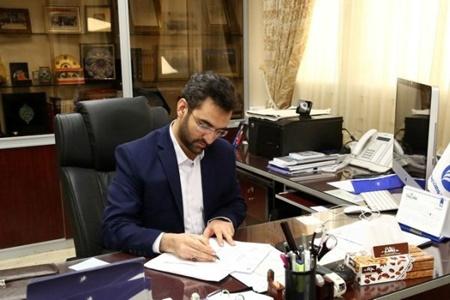 وزارت ارتباطات و فناوری اطلاعات,وزارت ارتباطات,فضا,محمد جواد آذری جهرمی,رئیس سازمان فضایی ایران