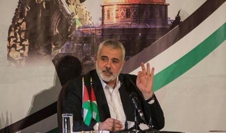 هنیه: کشوری به نام اسرائیل وجود ندارد