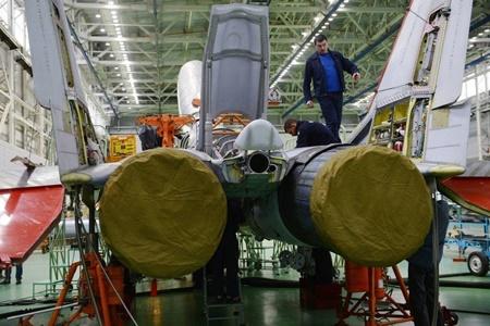 روسیه سریع ترین جنگنده رهگیر جهان را طراحی کرد