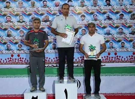 کاظم پور و براتچی قهرمان کامپوند مسابقات انتخابی تیم ملی تیراندازی با کمان شدند