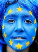 عکس روز: اعتراض به اتحادیه اروپا