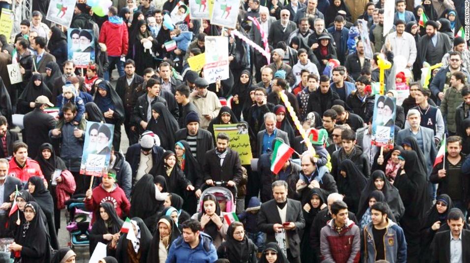 بازتاب حماسه ملی ۲۲ بهمن در رسانههای اروپایی و آمریکایی
