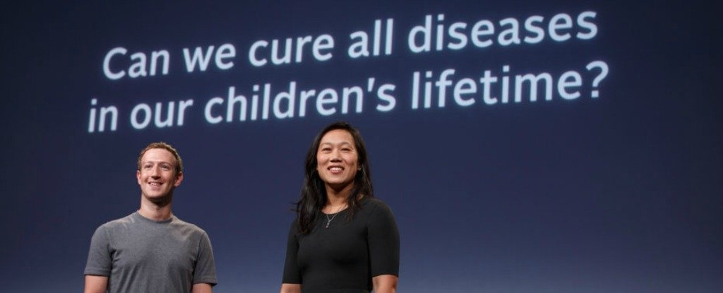 طرح ۳ میلیارد دلاری زاکربرگ برای درمان تمامی بیماریهای جهان