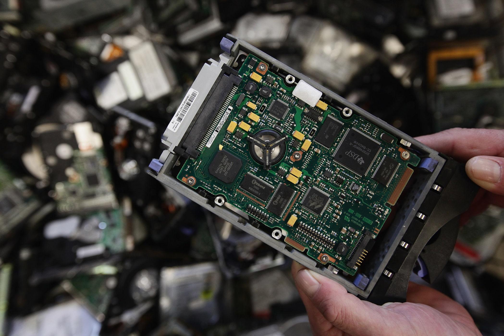 ساخت مدالهای المپیک ژاپن از الکترونیکهای بازیافتی