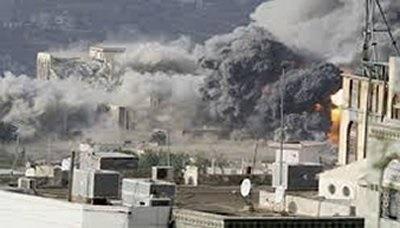 جنگنده های سعودی بار دیگر شهرهای یمن را بمباران کردند