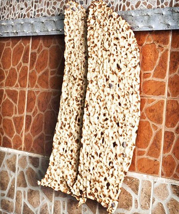 نان سنگک حداکثر ۲هزار تومان | گرانفروشی را گزارش کنید