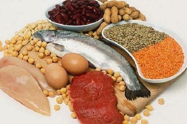کمبود پروتئین در رژیم غذایی موجب اضافه وزن میشود