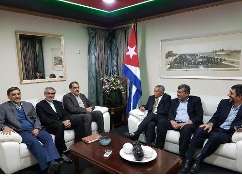 سفر وزیر بهداشت به هاوانا