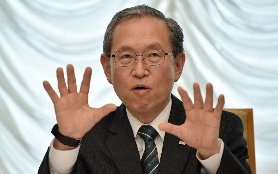رئیس توشیبا استعفا کرد