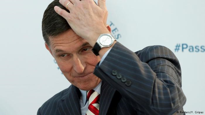 مایکل فلین، مشاور امنیتی جنجالبرانگیز ترامپ، استعفا کرد