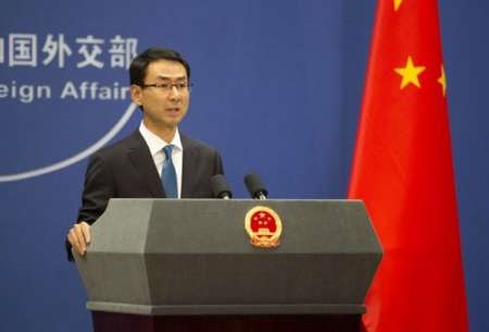 چین اظهارات ترامپ و آبه درباره دریای شرقی را مردود خواند