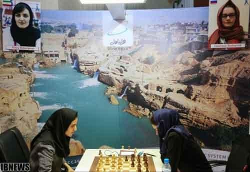 پایان تلاش نمایدگان شطرنج ایران در رقابتهای قهرمانی بانوان جهان
