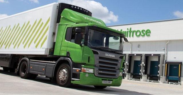 تولید سوخت کامیون با ضایعات مواد غذایی