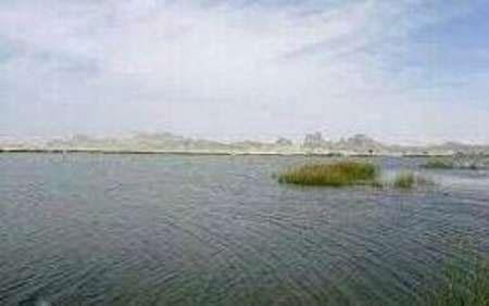 آبگیری هامون جازموریان بعد از ۲۰ سال